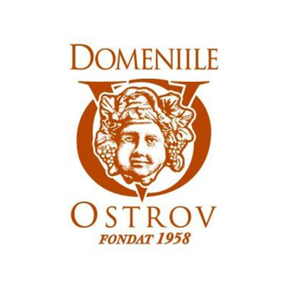 Logo Domeniile Ostrov